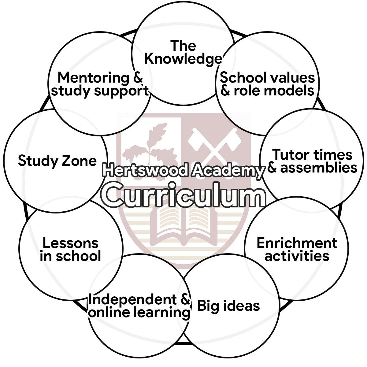 Curriculum Circle